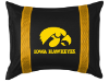 NCAA Iowa Hawkeyes Pillow Sham - Sidelines Series