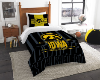 NCAA Iowa Hawkeyes Twin Comforter Set