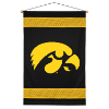 NCAA Iowa Hawkeyes Wall Hanging