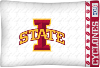 NCAA Iowa State Cyclones Micro Fiber Pillow Cases (set of 2)