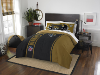 NFL Jacksonville Jaguars Full Comforter and 2 Shams