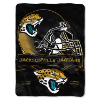 NFL Jacksonville Jaguars 60x80 Super Plush Throw Blanket