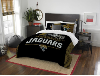 NFL Jacksonville Jaguars QUEEN Comforter and 2 Shams