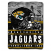 NFL Jacksonville Jaguars 60x80 Silk Touch Raschel Throw Blanket