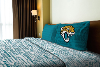 NFL Jacksonville Jaguars Twin Sheet Set