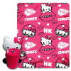 NFL Kansas City Chiefs Hello Kitty Hugger