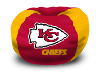 NFL Kansas City Chiefs Bean Bag Chair