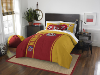 NFL Kansas City Chiefs Full Comforter and 2 Shams