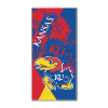NCAA Kansas Jayhawks Colossal Beach Towel