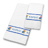 NCAA Kansas Jayhawks Bath Towel Set