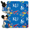 NCAA Kansas Jayhawks Disney Mickey Mouse Hugger