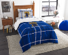 NCAA Kentucky Wildcats TWIN Size Bed In A Bag