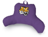 NCAA LSU Tigers Bed Rest Pillow - MVP Series