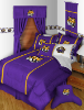 NCAA LSU Tigers Comforter - MVP Series