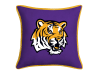 NCAA LSU Tigers Pillow - MVP Series