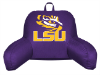 NCAA LSU Tigers Bed Rest Pillow