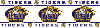 NCAA LSU Tigers Wall Paper Border