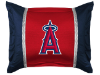 MLB Los Angeles Angels Pillow Sham - Sidelines Series