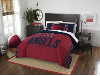 MLB Los Angeles Angels QUEEN Comforter and 2 Shams