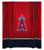 MLB Los Angeles Angels Shower Curtain
