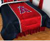 MLB Los Angeles Angels Comforter - Sidelines Series