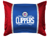 NBA Los Angeles Clippers Pillow Sham - Sidelines Series