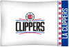 NBA Los Angeles Clippers Micro Fiber Pillow Cases (set of 2)