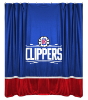 NBA Los Angeles Clippers Shower Curtain
