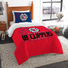 NBA Los Angeles Clippers Twin Comforter Set