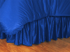 MLB Los Angeles Dodgers Bed Skirt - Sidelines Series