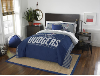 MLB Los Angeles Dodgers QUEEN Comforter and 2 Shams