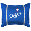MLB Los Angeles Dodgers Pillow Sham - Sidelines Series