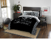 NHL Los Angeles Kings QUEEN Comforter and 2 Shams
