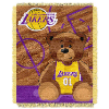 NBA Los Angeles Lakers Baby Blanket