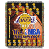 NBA Los Angeles Lakers Commemorative 48x60 Tapestry Throw