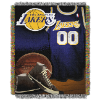 NBA Los Angeles Lakers Vintage 48x60 Tapestry Throw