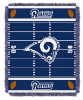 NFL Los Angeles Rams Baby Blanket