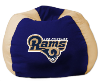 NFL Los Angeles Rams Bean Bag Chair