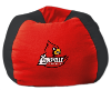 NCAA Louisville Cardinals Bean Bag Chair