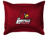 NCAA Louisville Cardinals Pillow Sham - Locker Room Series