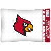 NCAA Louisville Cardinals Micro Fiber Pillow Cases (set of 2)