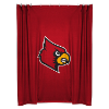 NCAA Louisville Cardinals Shower Curtain
