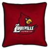 NCAA Louisville Cardinals Pillow - Sidelines Series