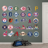 MLB Team All Logo Fathead Collection