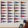 MLB Team Pennant Fathead Collection