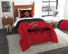 NCAA Maryland Terrapins Twin Comforter Set