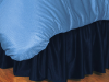 NBA Memphis Grizzlies Bed Skirt - Sidelines Series
