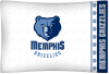 NBA Memphis Grizzlies Micro Fiber Pillow Cases (set of 2)