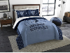 NBA Memphis Grizzlies QUEEN Comforter and 2 Shams