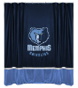 NBA Memphis Grizzlies Shower Curtain